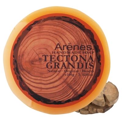 (即期品)Arenes 柚木淨化舒敏手工皂100g
