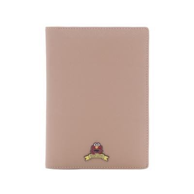 MARC ROCOOX芝麻街聯名款-法氛甜漾多功能護照夾-9012-甜奶茶