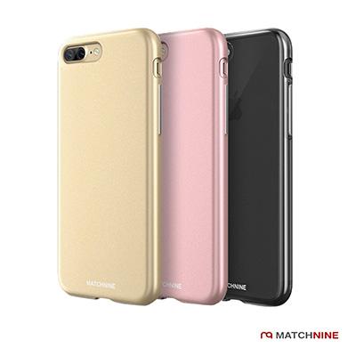 Matchnine iPhone 8 plus/7 Plus 全包覆輕量手機保護軟殼