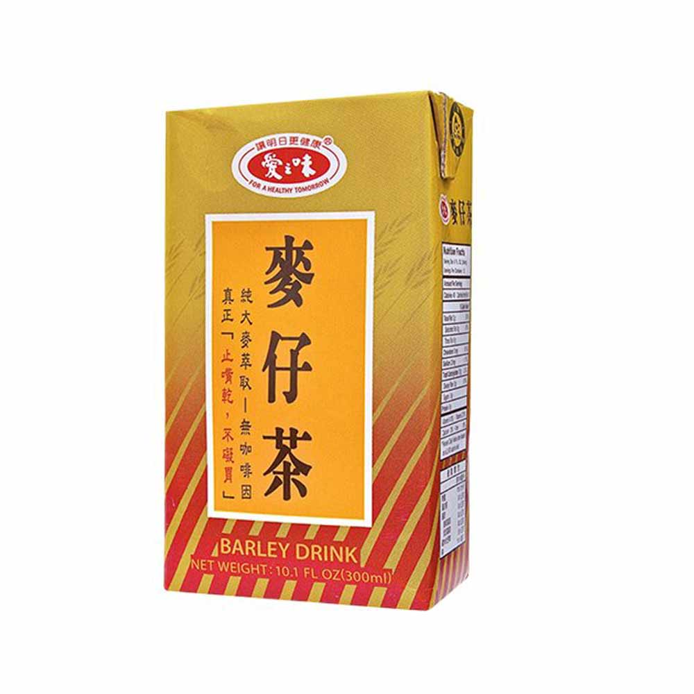 愛之味麥仔茶300ml (6入)