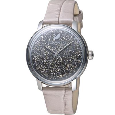 施華洛世奇SWAROVSKI璀璨光彩時尚腕錶(5376074)-38mm