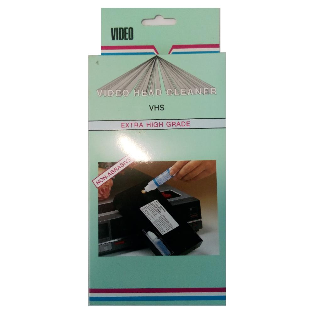 Trio Audio 錄放影機磁頭清潔帶 VC-6H