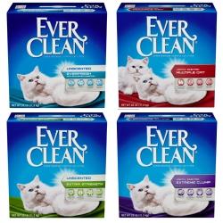 (台灣代理商公司貨-2盒入)Ever Clean藍鑽貓砂25LB