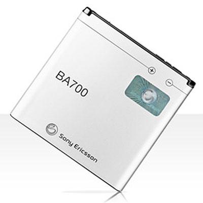 Sony Ericsson 原廠電池BA700系列(無吊卡)