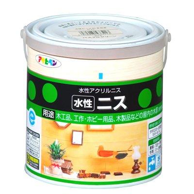日本製 水性著色漆0.7L(6色選)