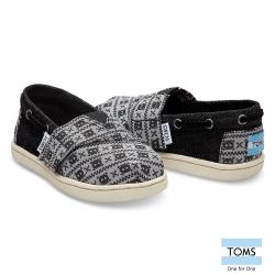 TOMS 牛仔骷髏懶人鞋-幼童款
