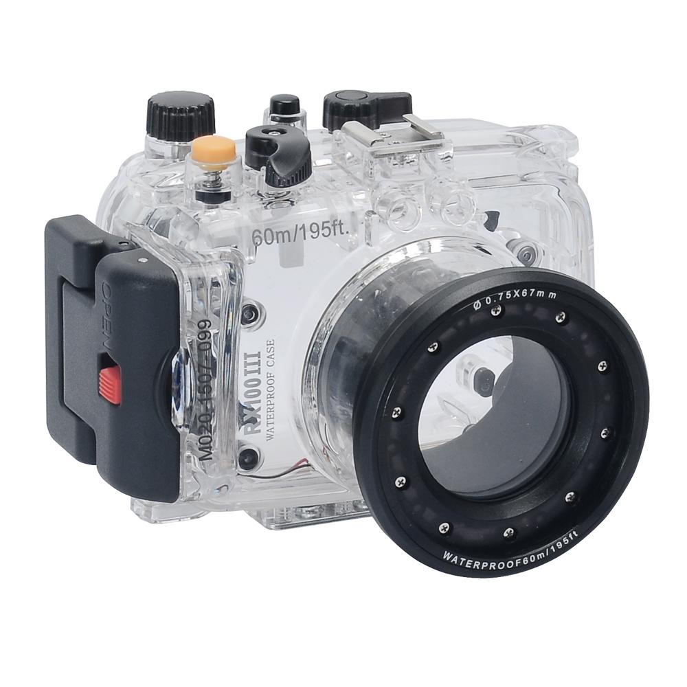 Kamera專用防水殼 for Sony RX100 M3, RX100 III