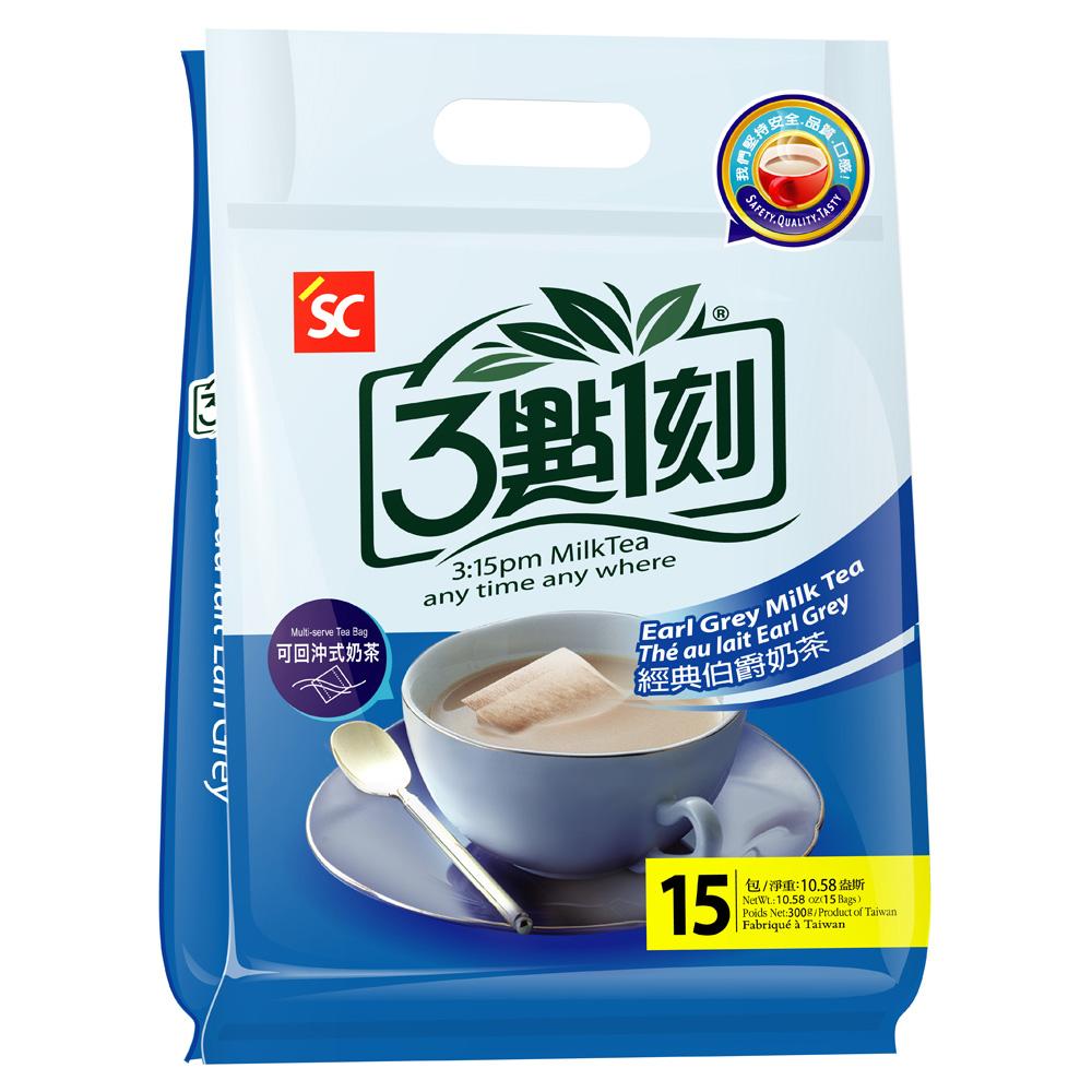 3點1刻 伯爵奶茶(20gx15包)