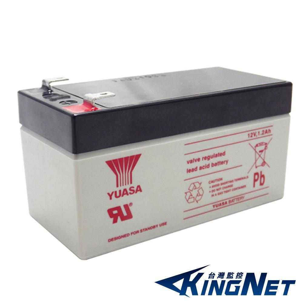 KINGNET YUASA 不斷電蓄電池 閥調式 湯淺 UPS不斷電系統