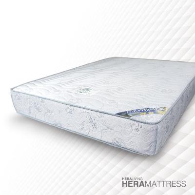 HERA Eunice 竹碳紗抗菌乳膠五段式護脊獨立筒床墊 單人3.5尺