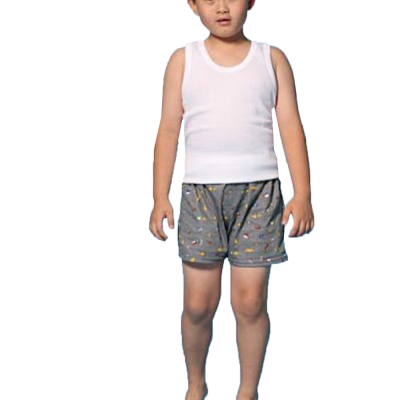 LOVIN BABY一王美台灣製男童短袖背心~6件