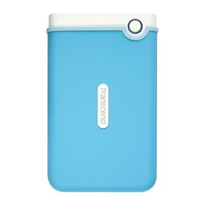 創見 SJ25M3 1TB 外接硬碟(藍色)