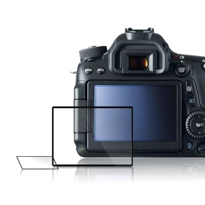 LARMOR金鋼防爆玻璃相機保護貼-CANON-EOS-70D專用