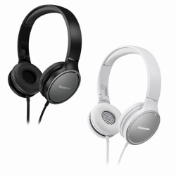 Panasonic頭戴式無麥可摺疊耳機RP-HF500GC