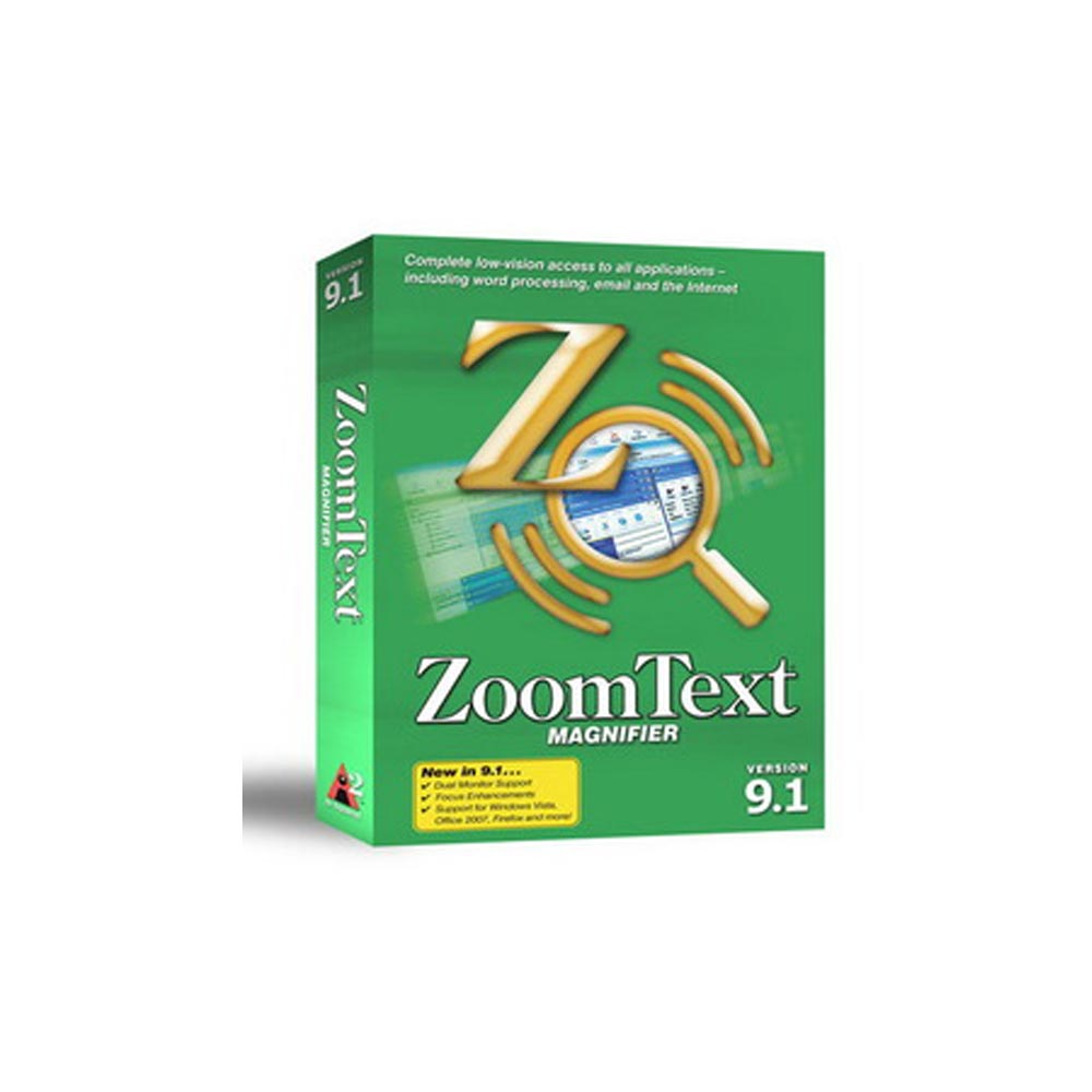 ZoomText Magnifier (下載版)