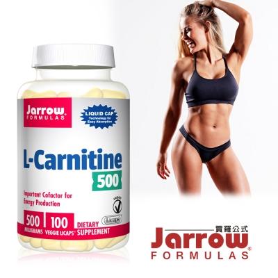 Jarrow賈羅公式 液態卡尼丁(肉鹼)窈窕膠囊( 100 粒/瓶)
