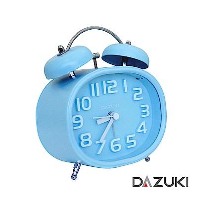 DAZUKI 創意方型靜音鬧鐘 LA-203