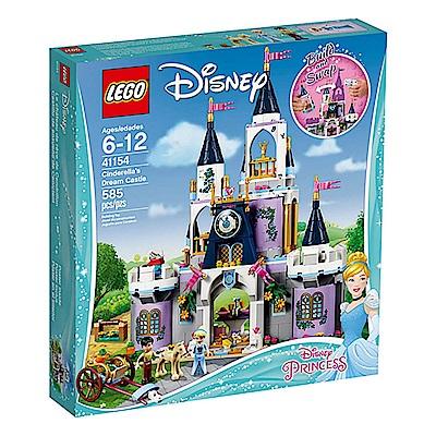 LEGO樂高 迪士尼公主系列 41154 灰姑娘 仙杜瑞拉的夢幻城堡