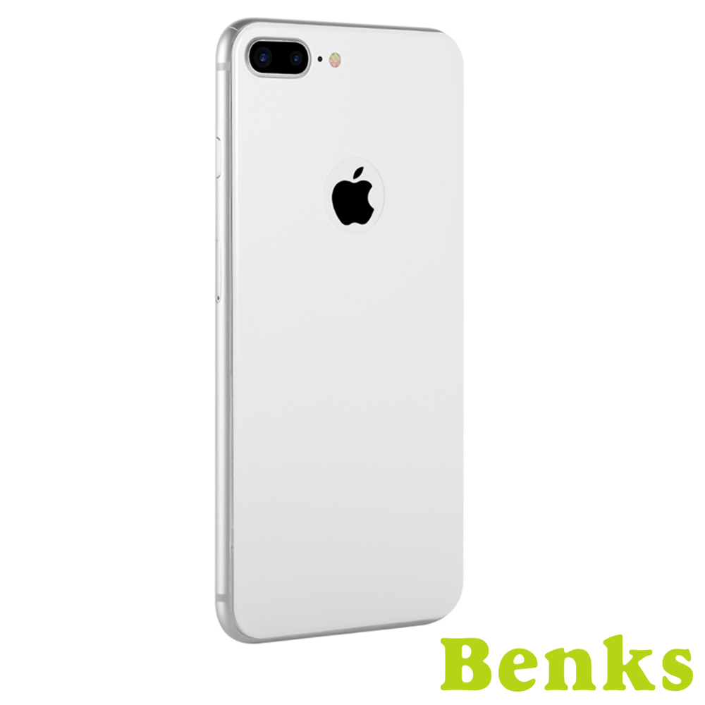 Benks for iPhone 7 8 Plus PRO 3D曲面全覆蓋玻璃背貼
