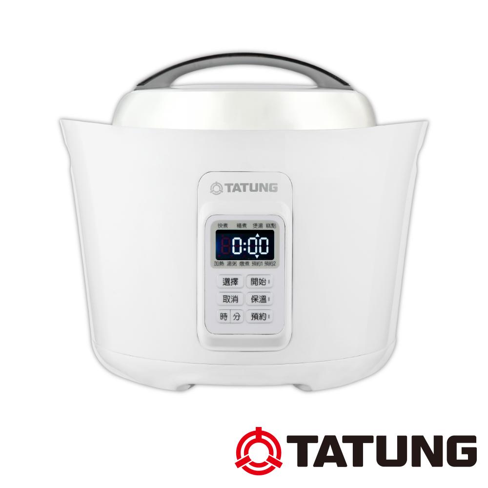 TATUNG大同 6人份微電腦智慧溫控電鍋(Wi-Fi)(TAC-06EA-WI)