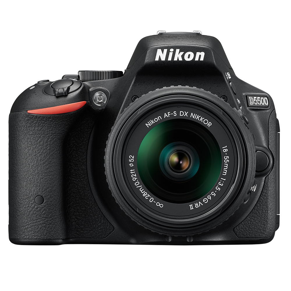 Nikon D5500 18-55mm 變焦鏡組(公司貨)