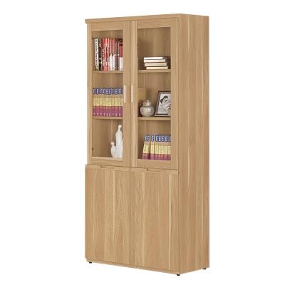 CASA卡莎 伯納德2.7尺書櫥