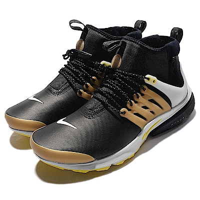 Nike 休閒鞋 Air Presto Mid 男鞋
