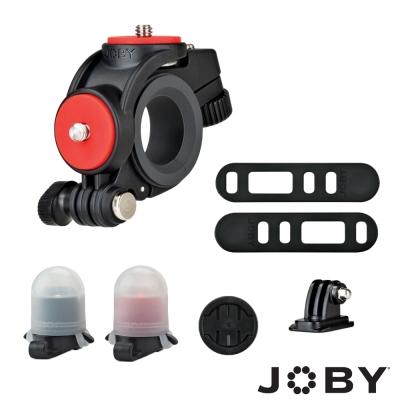 JOBY 運動影音自行車支架 & 補光燈套組 (BM4)