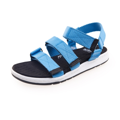 (男) Dr.Martens MALDON 兩條織帶休閒涼鞋*藍色