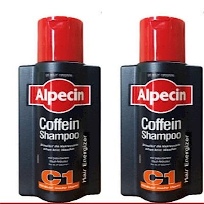 Alpecin德國咖啡因洗髮露C1兩瓶組(250ml*2)
