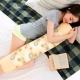 凱蕾絲帝 馬來西亞進口純天然長筒乳膠枕-附純棉布套(可當抱枕/午睡枕) product thumbnail 1