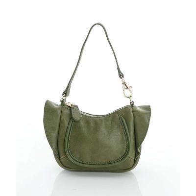 LouiseC-MINI法式名伶萬用包-墨綠色-34C13-0032A08