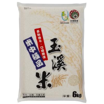 台灣穀堡 玉溪米(6kg)
