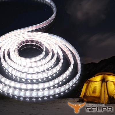 韓國SELPA 5M防水LED燈條 帳篷 露營 暖白光