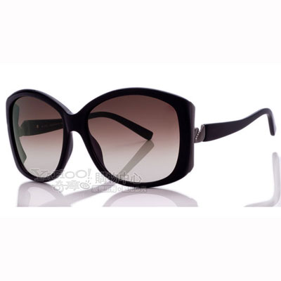 SWAROVSKI-時尚太陽眼鏡(黑色)SW14
