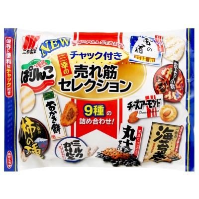 三幸 綜合米果(195g)