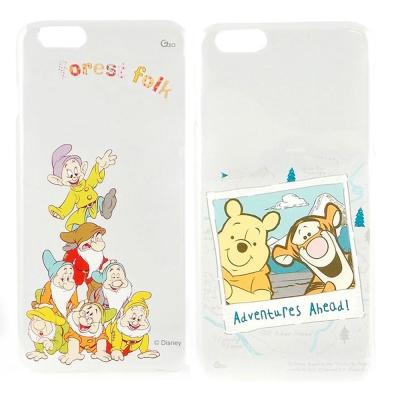 Disney iphone 6 plus / 6s plus可愛風手機殼-七矮人...