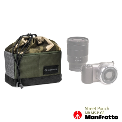 Manfrotto 街頭玩家微單相機袋 Street CSC Camera Po...