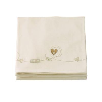 英國「Natures Purest」天然有機棉-棉製兩件式寢具禮盒(BEHM0100251
