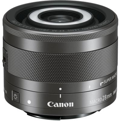 Canon EF-M 28mm F3.5 MACRO IS STM 微距定焦鏡頭(公司貨)