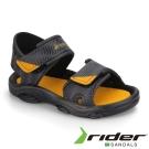Rider 巴西 幼童 RS 2 III運動涼鞋(深灰)