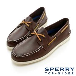 SPERRY 經典必備帆船鞋-咖啡
