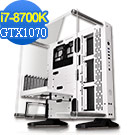 技嘉Z370平台[至尊海神]i7六核GTX1070獨顯電玩機