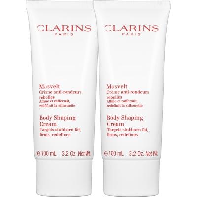 CLARINS 克蘭詩 比基尼美體霜(100ml)*2