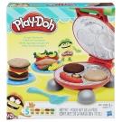 培樂多Play-Doh 創意DIY黏土 美味漢堡遊戲組 B5521(3Y+)