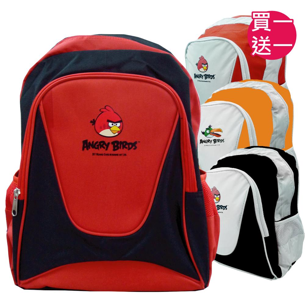 (買一送一) Angry Birds 休閒後背包(4800)