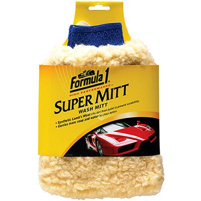 [快]Formula1纖維羊毛打臘手套25004