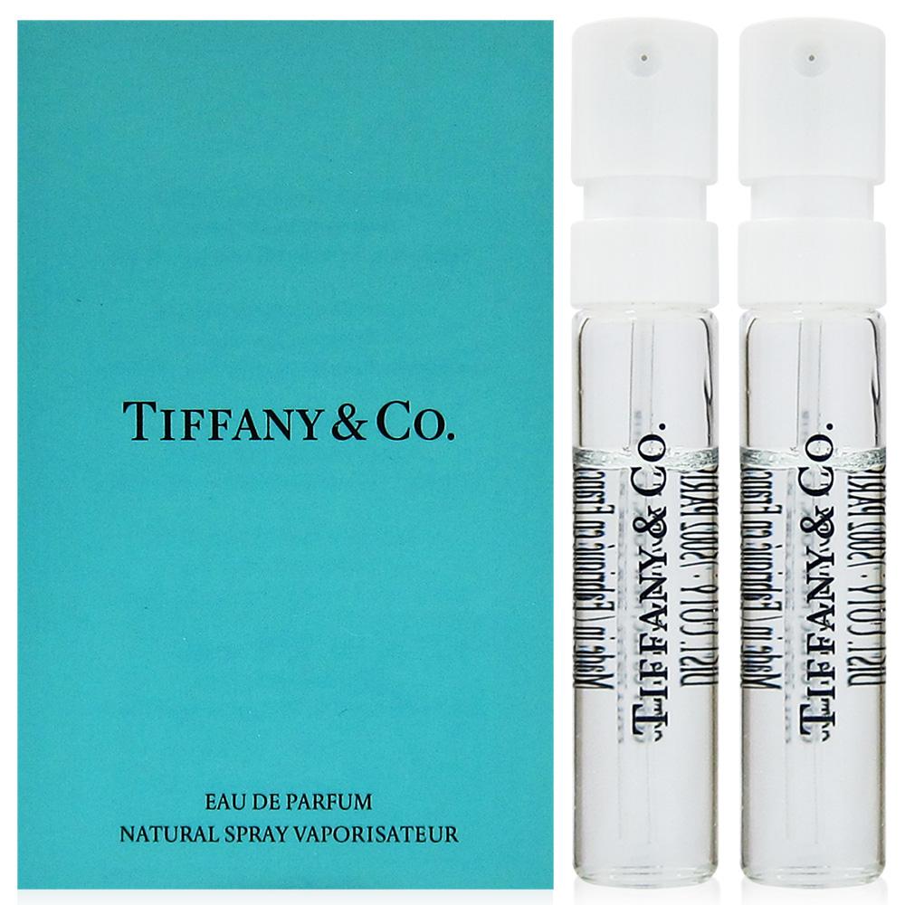 TIFFANY &CO 同名淡香精 針管1.2mlx2入