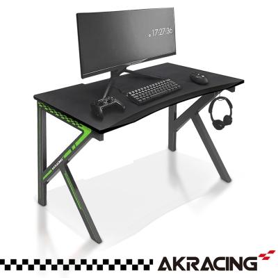 AKRACING 超跑電競桌-GT626 CARBON-綠-W116*D75*H73 cm