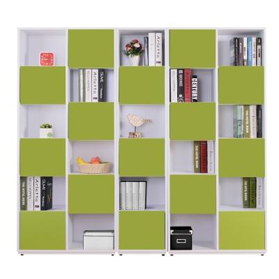 AT HOME-蒂芬妮6.7尺彩色組合單門書櫃(五色可選)